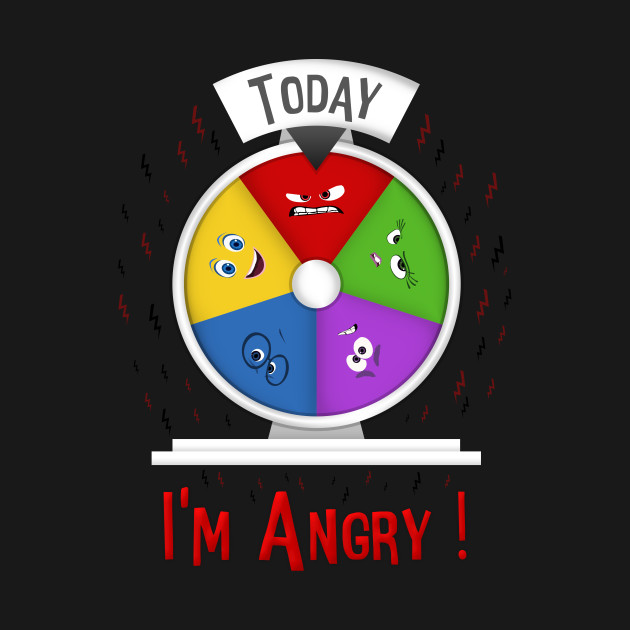 I am Angry !