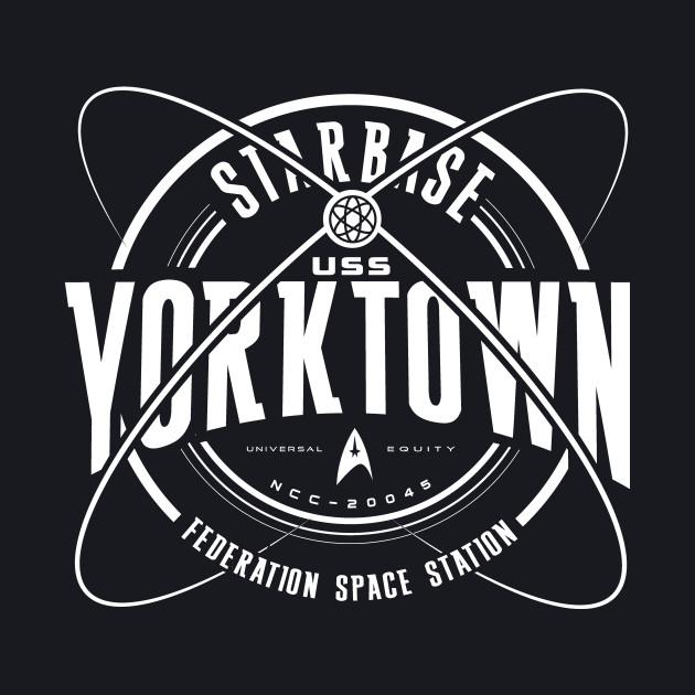Yorktown Space Station