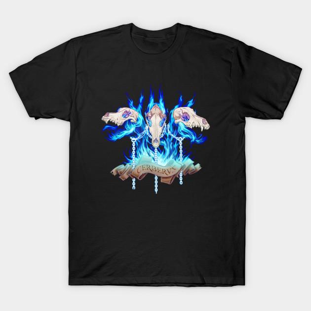 Cerberus Mythology T Shirt Teepublic