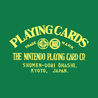 Nintendo Playing Card Co.