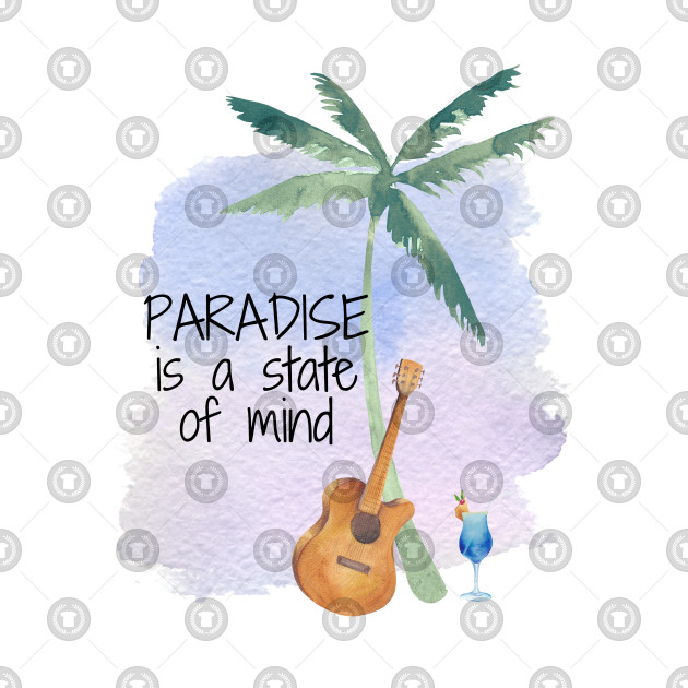 Paradise Quote Tropical