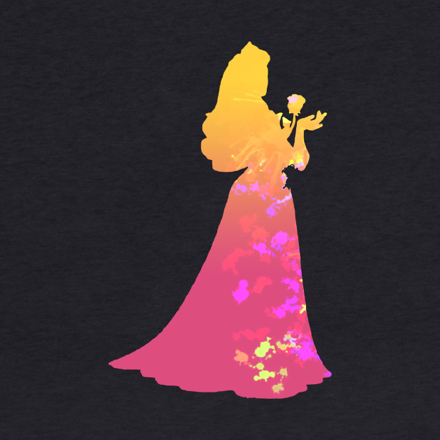 Princess Inspired Silhouette