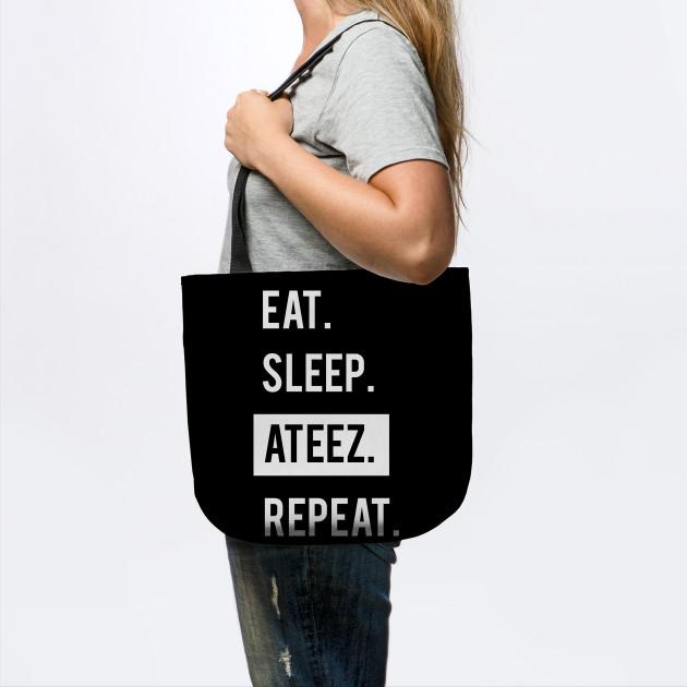 EAT. SLEEP. KPOP. REPEAT. ATEEZ