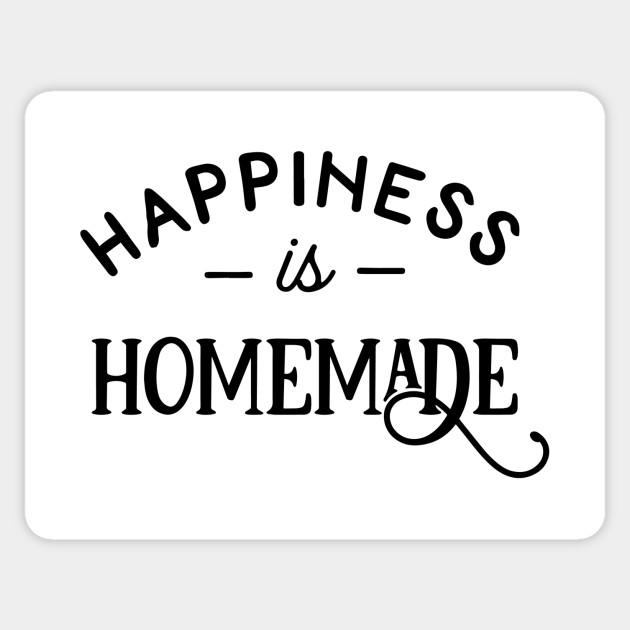 image relating to Happiness is Homemade named House Sequence: Joy is Selfmade