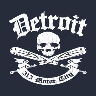 Detroit T Shirts Teepublic