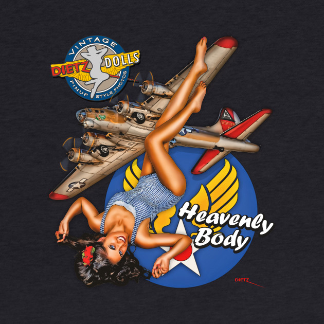 Pinups - Heavenly Body