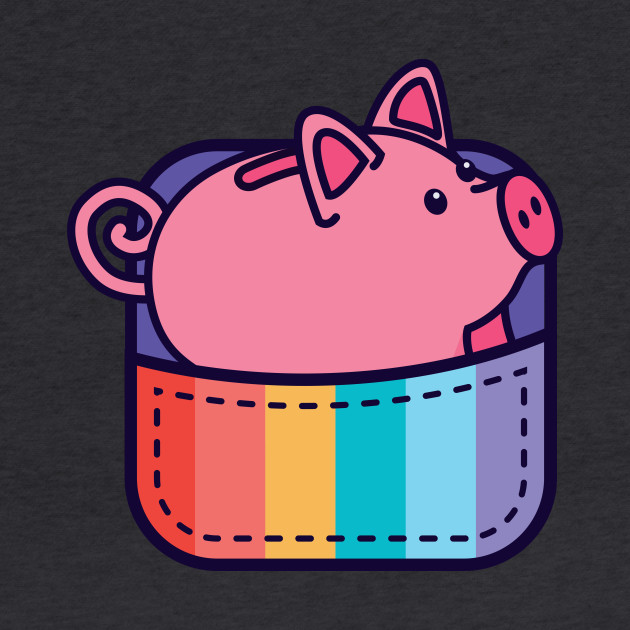Pride Pocket Logo