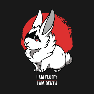 Deadly fluffy t-shirts