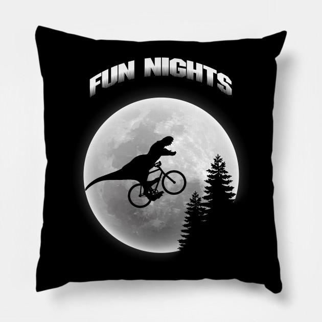 Fun nights - funny t rex gift idea