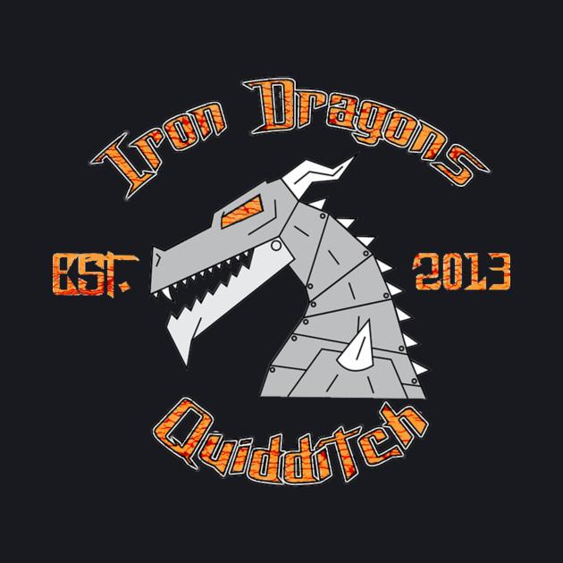 Iron Dragons Quidditch