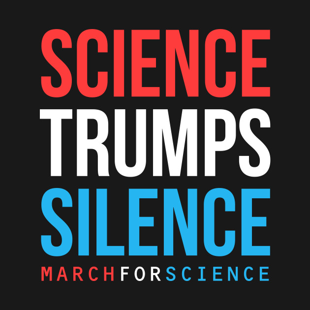 Science Trumps Silence March For Science
