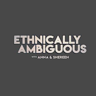 Ethnically Ambiguous Logo t-shirts