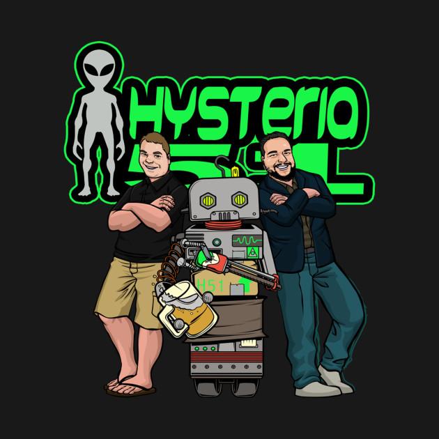 Hysteria 51 Brent, John, & Conspiracy Bot