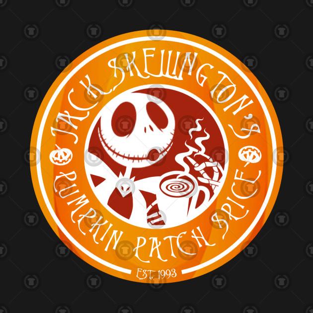 Jack Skellington's Pumpkin Patch Spice