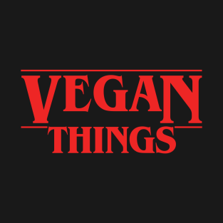 Vegan Things t-shirts