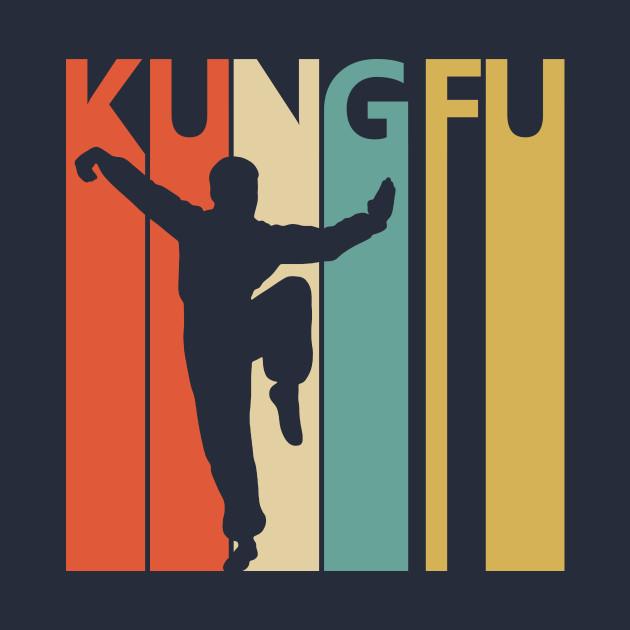 Vintage Kung Fu Master