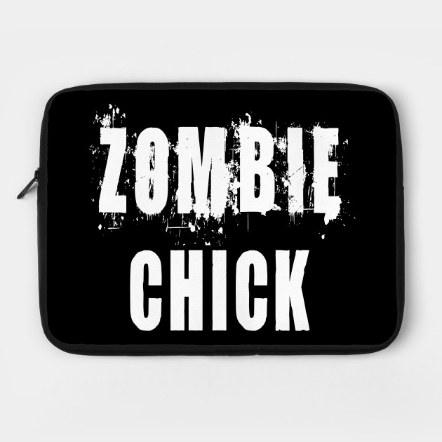Zombie Chick: Funny Apocalypse T-Shirt