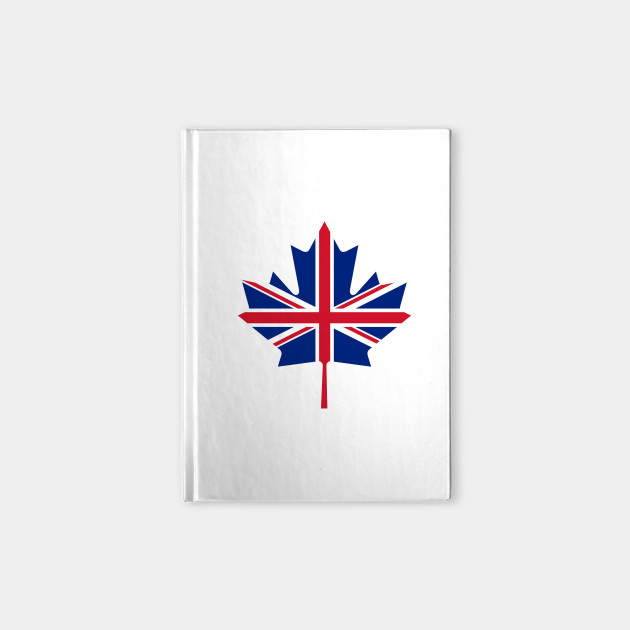 Canada - U.K. Flag Mashup 3
