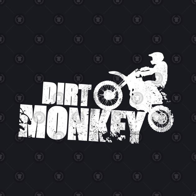 Dirt Monkey Dirt Bike