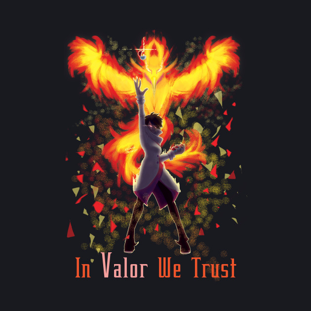Pokemon Go - In Valor We Trust