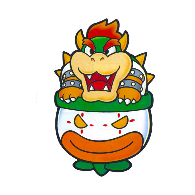 Bowser - World of Pain