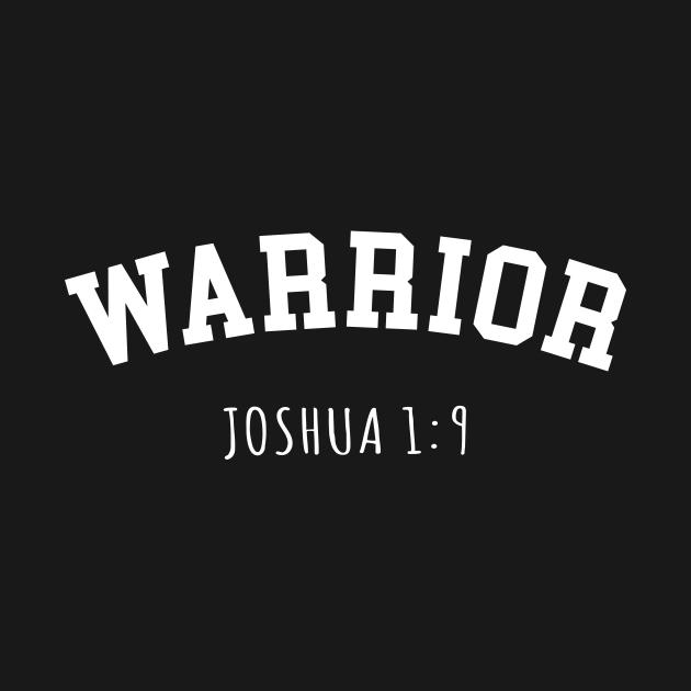 Warrior Joshua 1:9