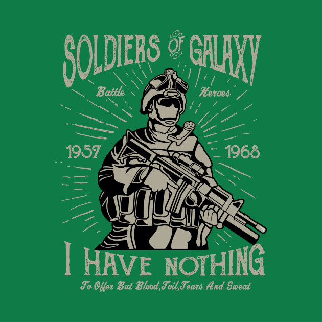 Soldier of Galaxy