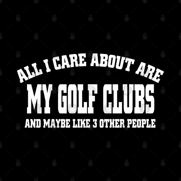 Golf club gifts