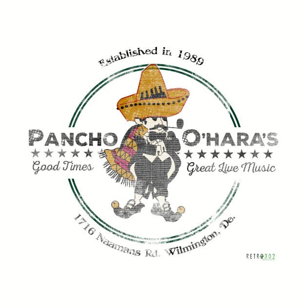 Pancho O'Hara's (Light Shirt)