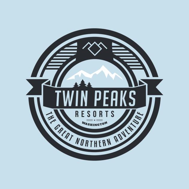 Twin Peaks Resorts T-Shirt