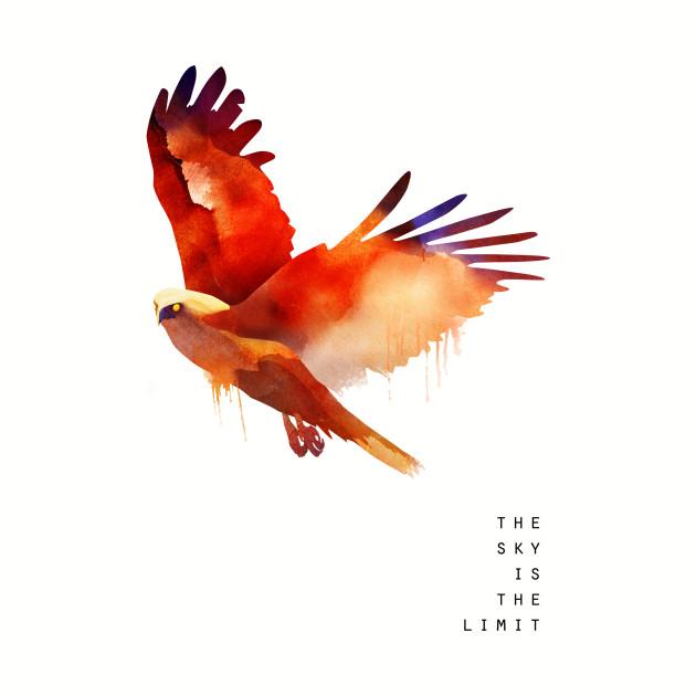 Red Brahimy Kite Eagle