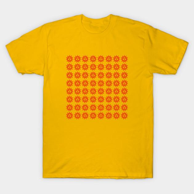 6211068f63de 64 hits of Orange Sunshine - Orange Sunshine - T-Shirt