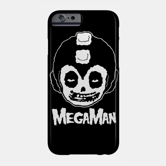 69a9ab6c991a5 MEGAMAN MISFITS - Rock - Phone Case