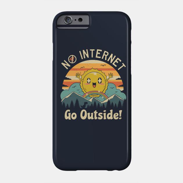 No Internet Vibes!