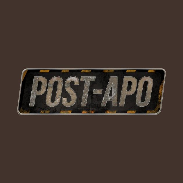 Post Apocalyptic / Post-Apo