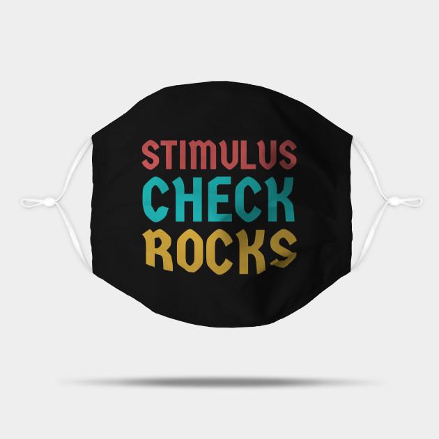 Stimulus check rocks!