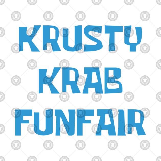 Krusty Krab Funfair!