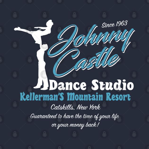 Dirty Dancing Johnny Castle Dance Studio