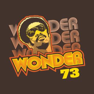 Stevie Wonder 73 t-shirts