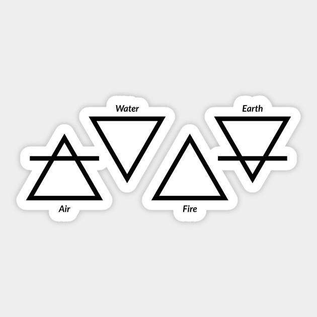 Boys Triangle Wall Stickers