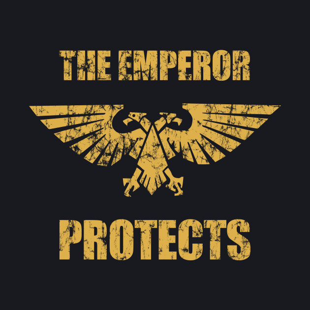 The Emperor Protects - Alt