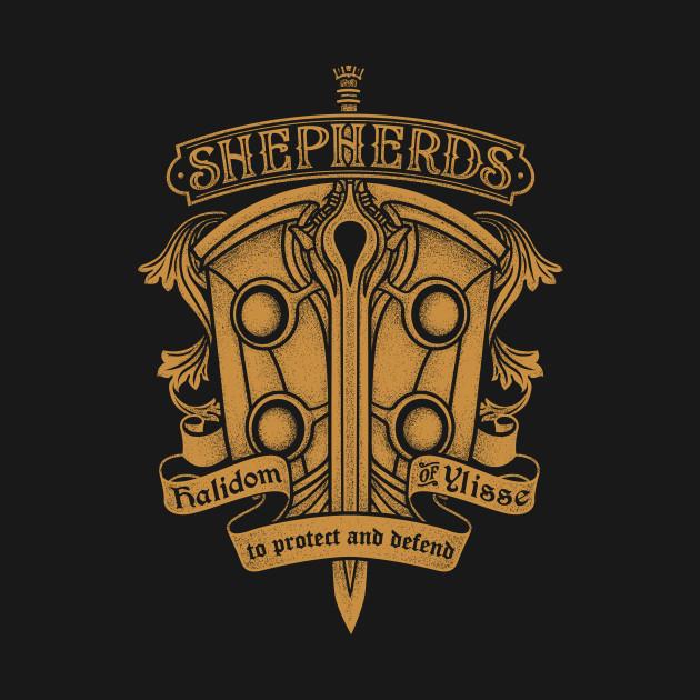 Fire Emblem Awakening - The Shepherds