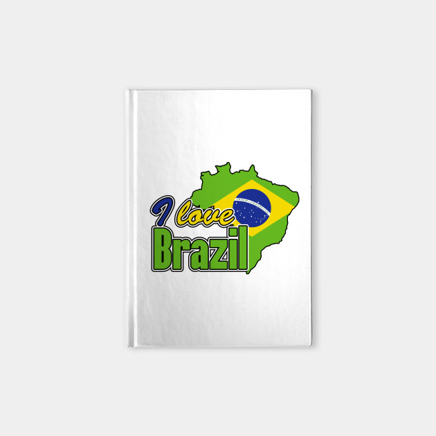Brazil Love Samba Rio Copacabana Gift