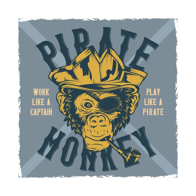Pirate Monkey