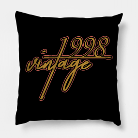 20th Birthday Gifts Pillows