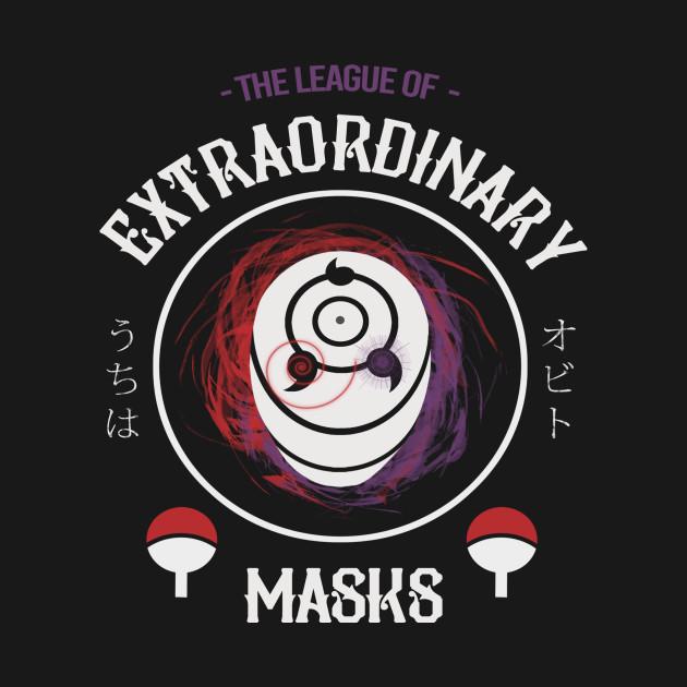 Masks - The Masked Man