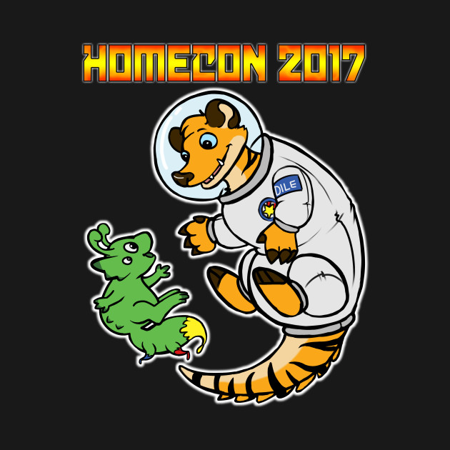 HomeCon 2017 - Sci-fi (with words)