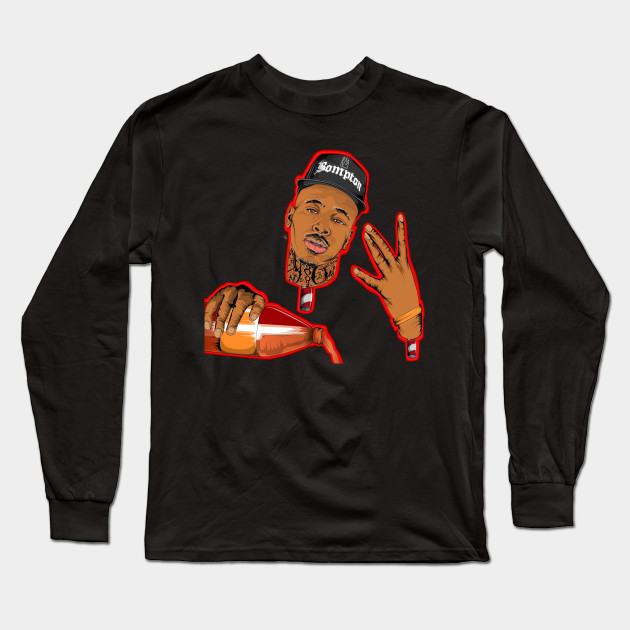 a720cb38 YG Westside - Yg - Long Sleeve T-Shirt | TeePublic