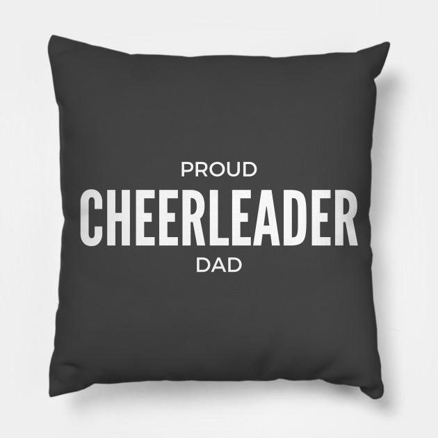 Proud Cheerleader Dad