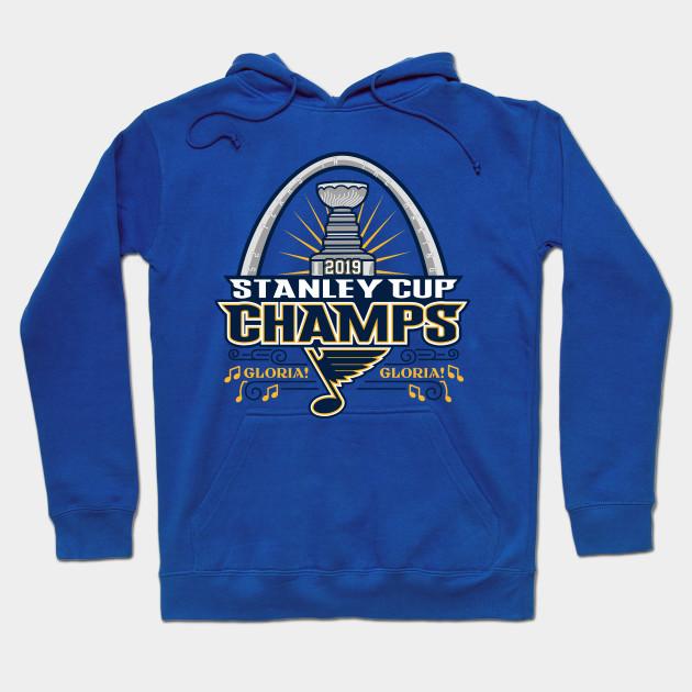 ec61da9fa8 St Louis Blues Stanley Cup Champions 2019